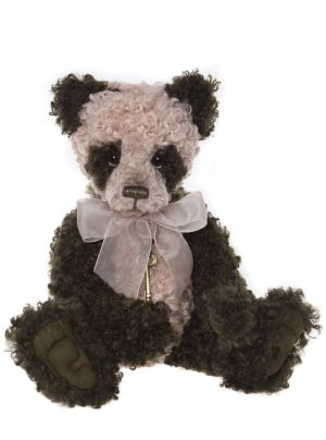 Ethel Bear, 48 cm – Charlie Bears Plush CB191934A