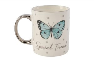 Special Friend Butterfly Mug