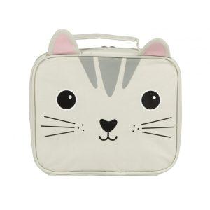 Nori Cat Kawaii Friends Lunch Bag - Sass and Belle