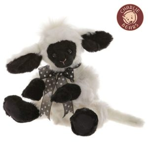 April Lamb, 33 cm – Charlie Bears Plush CB185196