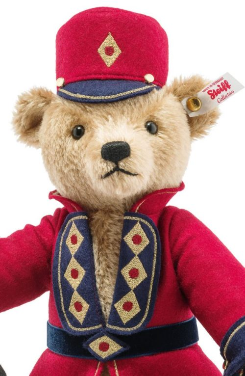 Steiff Nutcracker Teddy Bear - Limited Edition EAN 006876