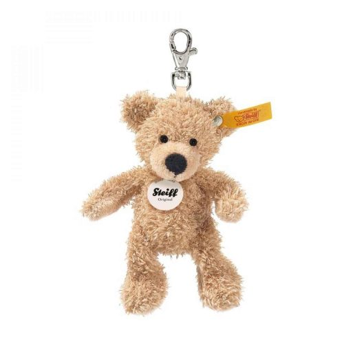 Steiff Fynn Beige Teddy Bear Keyring - EAN 111600