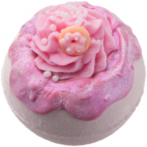 Glazy For You Doughnut Bath Bomb, 160g - Bomb Cosmetics