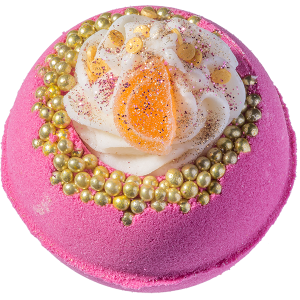 Mulled Wine Bath Bomb, 160g - Bomb Cosmetics