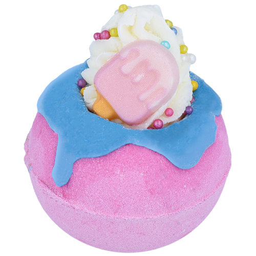 Chill Out Ice Lolly Bath Bomb, 160g - Bomb Cosmetics
