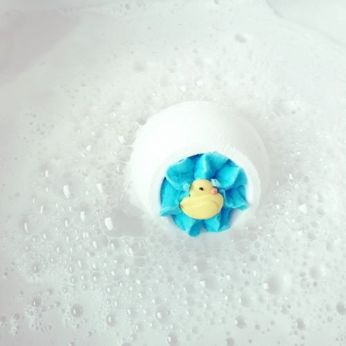 Ugly Duckling Bath Bomb, 160g - Bomb Cosmetics