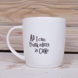 Stand Back I'm Dieting Mug - The Bright Side