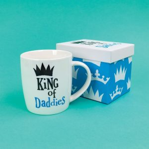 King Of Daddies Mug - The Bright Side - BSHHC48