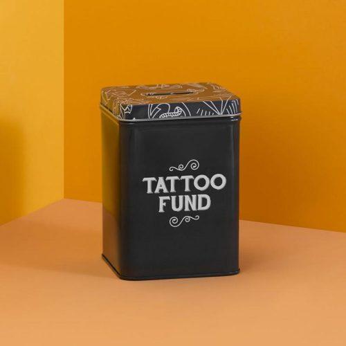 Tattoo Fund Tin - Really Good - RGT10