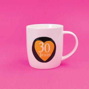 30th Birthday Milestone Mug - The Bright Side - BSHHC55