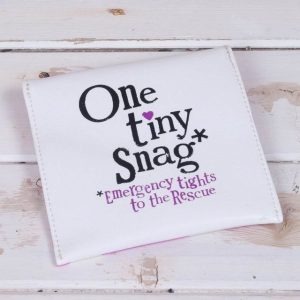 One Tiny Snag Emergency Tights Pouch - The Bright Side