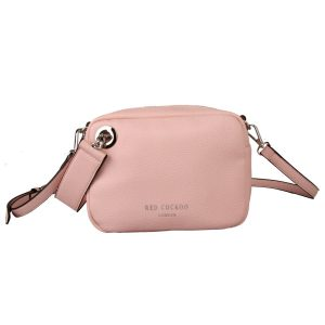 Red Cuckoo - 606 - Baby Pink Cross Body Bag