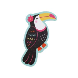 Tiki Toucan Nail File - Sass and Belle