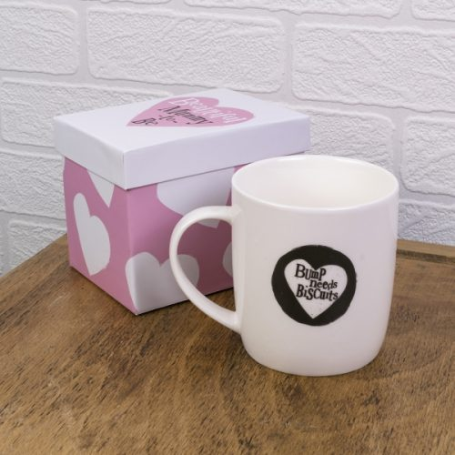Beautiful Mummy To Be Mug - The Bright Side - BSHHC64