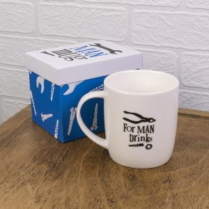 Man Mug - The Bright Side - BSHHC65