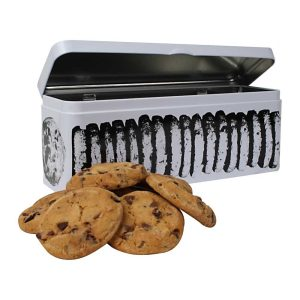 Tom's Depot Cookies Biscuit Tin - Really Good
