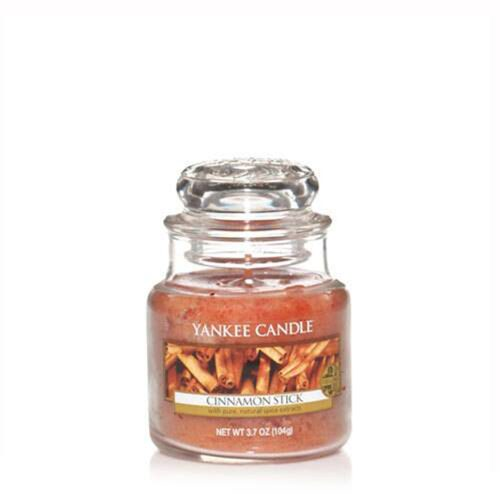 Cinnamon Stick - Yankee Candle - Small Jar, 104g