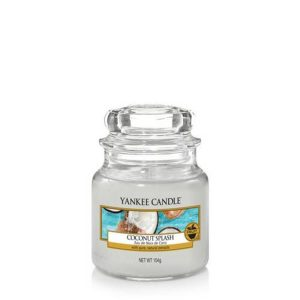 Coconut Splash - Yankee Candle - Small Jar, 104g