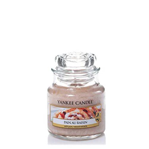 Pain Au Raisin - Yankee Candle - Small Jar, 104g