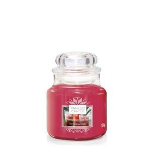 Pomegranate Gin Fizz - Yankee Candle - Small Jar, 104g
