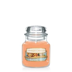 Grilled Peaches and Vanilla - Yankee Candle - Small Jar, 104g