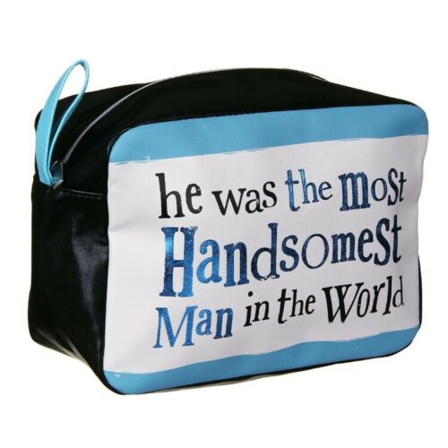 He Was The Most Handsomest Man In The World Wash Bag - The Bright Side
