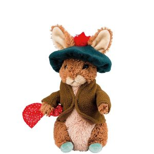 Benjamin Bunny Medium Soft Toy - Beatrix Potter