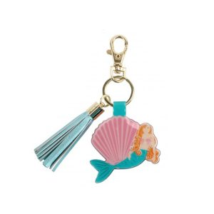 Mermaid Tassel Keyring - Cloud Nine
