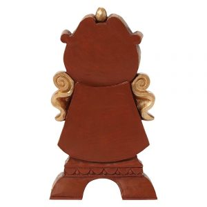 Enesco Disney Traditions Keeping Watch Cogsworth Figurine - Beauty and the Beast