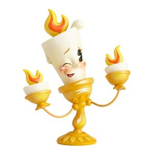 Enesco Disney Miss Mindy Lumiere Figurine - Beauty and the Beast