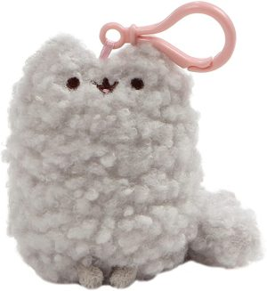 Pusheen Stormy Backpack Clip - GUND
