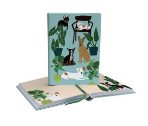 Dog Palais Luxe Illustrated Journal - Roger La Borde