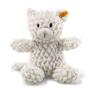 Steiff Soft Cuddly Friends Whiskers Cat Medium, 28cm - EAN 099281