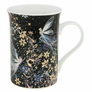 Bug Art Fairy Mug In Box