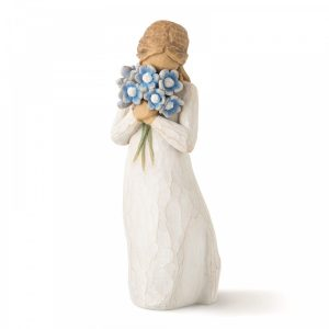 Willow Tree - Forget-Me-Not Figurine, 26454