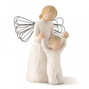 Willow Tree - Guardian Angel Figurine, 26034