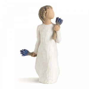 Willow Tree - Lavender Grace Figurine, 26465