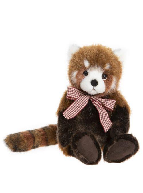 Truckle Read Panda, 25.4 cm – Charlie Bears Bearhouse BB204004