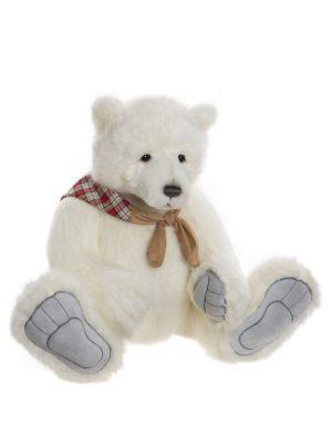 Barret Polar Bear, 86 cm – Charlie Bears Plush CB202061