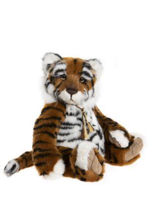 Konig Tiger, 48 cm - Charlie Bears Plush CB202051