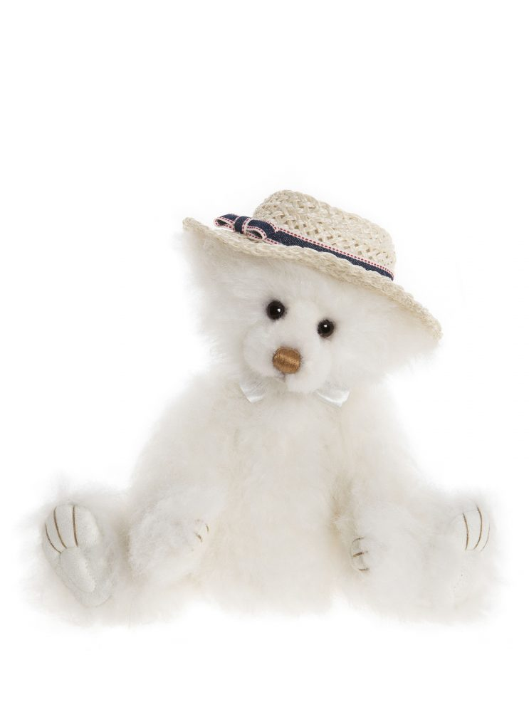 Miss Marple Bear, 29 cm – Charlie Bears Plush CB205242O