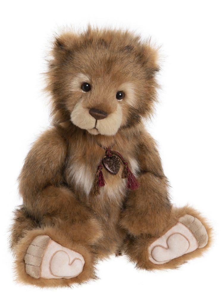 Wilfy Bear, 48 cm – Charlie Bears Plush CB202037A