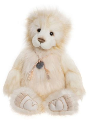 Willamena Bear, 48 cm – Charlie Bears Plush CB202037B