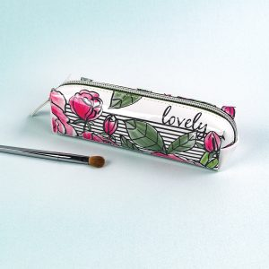 Secret Garden Lovely Mini Make-Up or Brush Bag, SGG15 - Soul UK