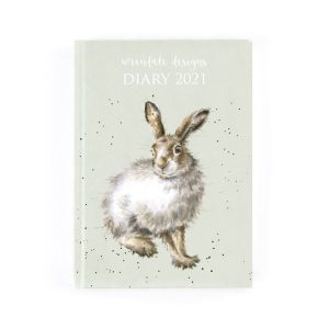 2021 Hardback Desk Diary - Wrendale Designs