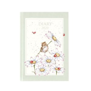 2021 Flexi Diary Planner - Wrendale Designs