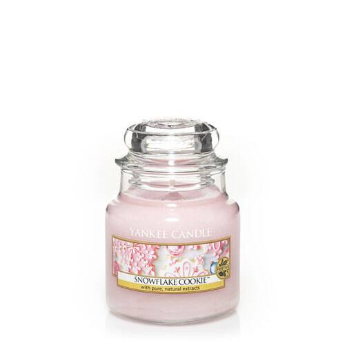 Snowflake Cookie - Yankee Candle - Small Jar, 104g