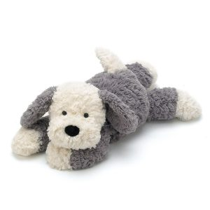 Jellycat Tumblie Sheep Dog - Medium, 12 x 35 cm
