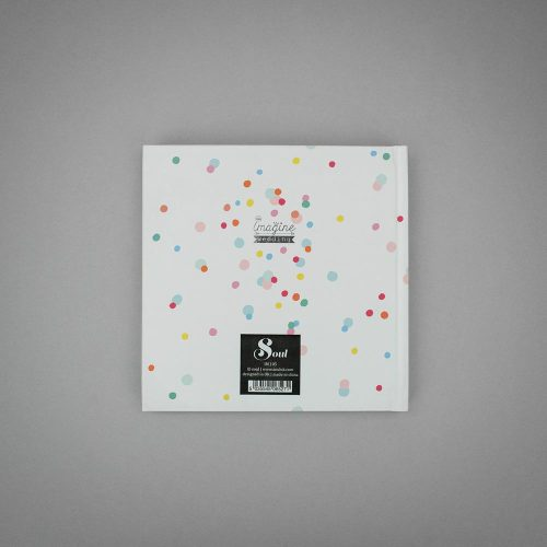 The Newly Weds Guest Book Notebook - Soul UK - Imagine Collection, IMJ05