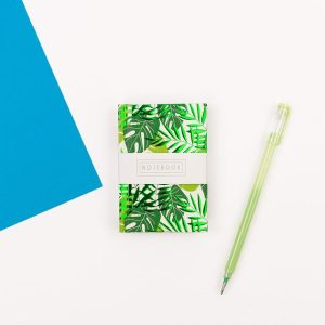 Mini Botanical Notebook - Wendy Jones Blackett, WJNBS01
